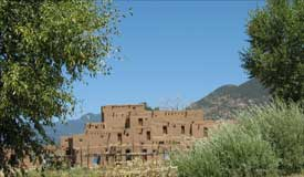 Taos Pueblo, Arizona