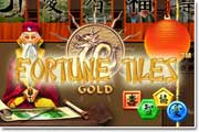 Fortune Tiles Gold Puzzle Game