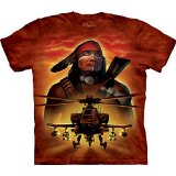 Apache Warrior T-Shirt